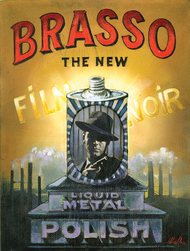 Brasso, oil/panel 36inX24in N/A
